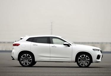 长城高端品牌WEY旗下首款车型VV7正式上市高清图片