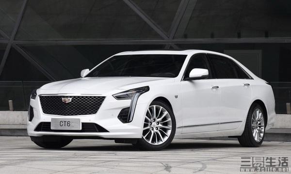 新款凯迪拉克ct6 3.0t车型将于2019年上市
